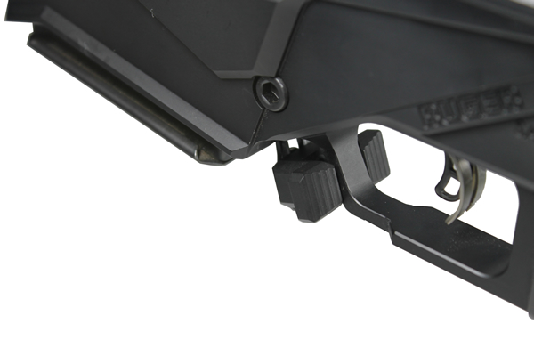 CTK Ruger Precision Rifle Mag Release